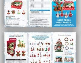 #1 for Create a Christmas Themed Tri-Fold Brochure / Product Catalogue by ridwantjandra