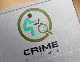 #13 for Crime Slime logo development by masums5267