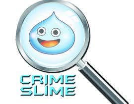 #3 for Crime Slime logo development by reyanzaman