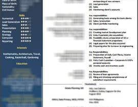 #3 for Curriculum vitae design by edcelesios