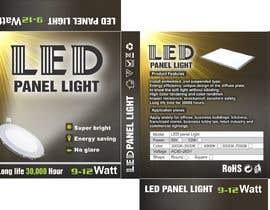 #18 cho Design box lamp with black background bởi iqbalkhatri55