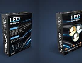 #26 cho Design box lamp with black background bởi Xclusive61