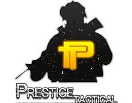#7 for The company is Prestige Tactical and i need company name text and a logo designing. The website will be selling security, military, police and rescue equipment, clothing and accessories. by cristianposada