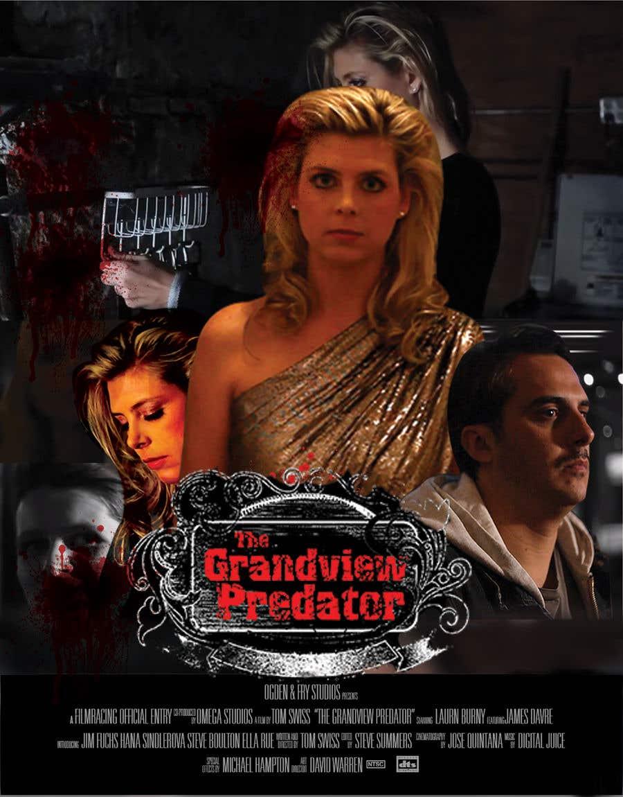"""Contest Entry #35 for Create a Movie Poster - """"Grandview Predator"""""""
