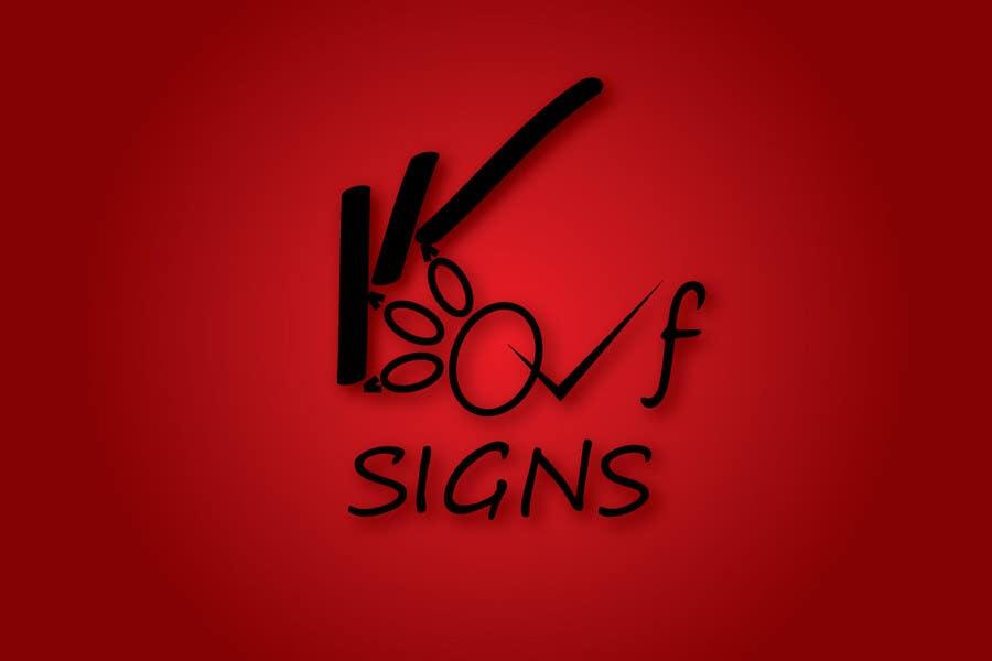 Bài tham dự cuộc thi #                                        284                                      cho                                         Logo Design for Wolf Signs