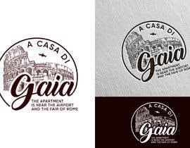 #158 for Logo design for A Casa di Gaia af MohamedSayedSA