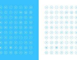 #108 cho Thin circle outline Icons AND Desktop wallpapers bởi diptisamant84