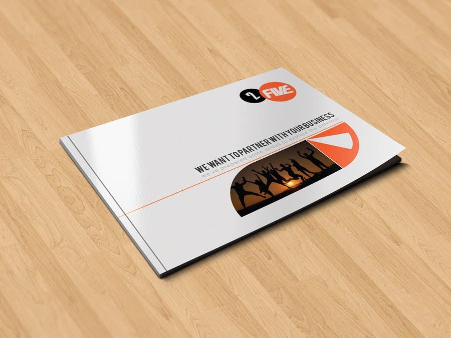Bài tham dự cuộc thi #21 cho Brochure Design for 2five