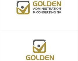 "#92 untuk Design a Logo for ""Golden Administration & Consulting N.V."" oleh riponrs"