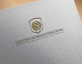 """#87 untuk Design a Logo for """"Golden Administration & Consulting N.V."""" oleh ibed05"""