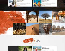 #4 for Build a travel company Website by saidesigner87
