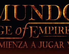 #61 untuk Design a Logo - Mundo Age of Empires / Mundo AOE oleh BKSuplob