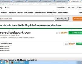 nº 274 pour Choose a website name. par gauravdesigns1