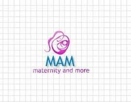 vinuvrock tarafından Design a Logo for a mom-n-baby fashion company için no 9