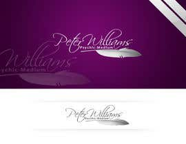 #100 para Logo Design for Peter Williams Psychic-Medium por graphicsavvy