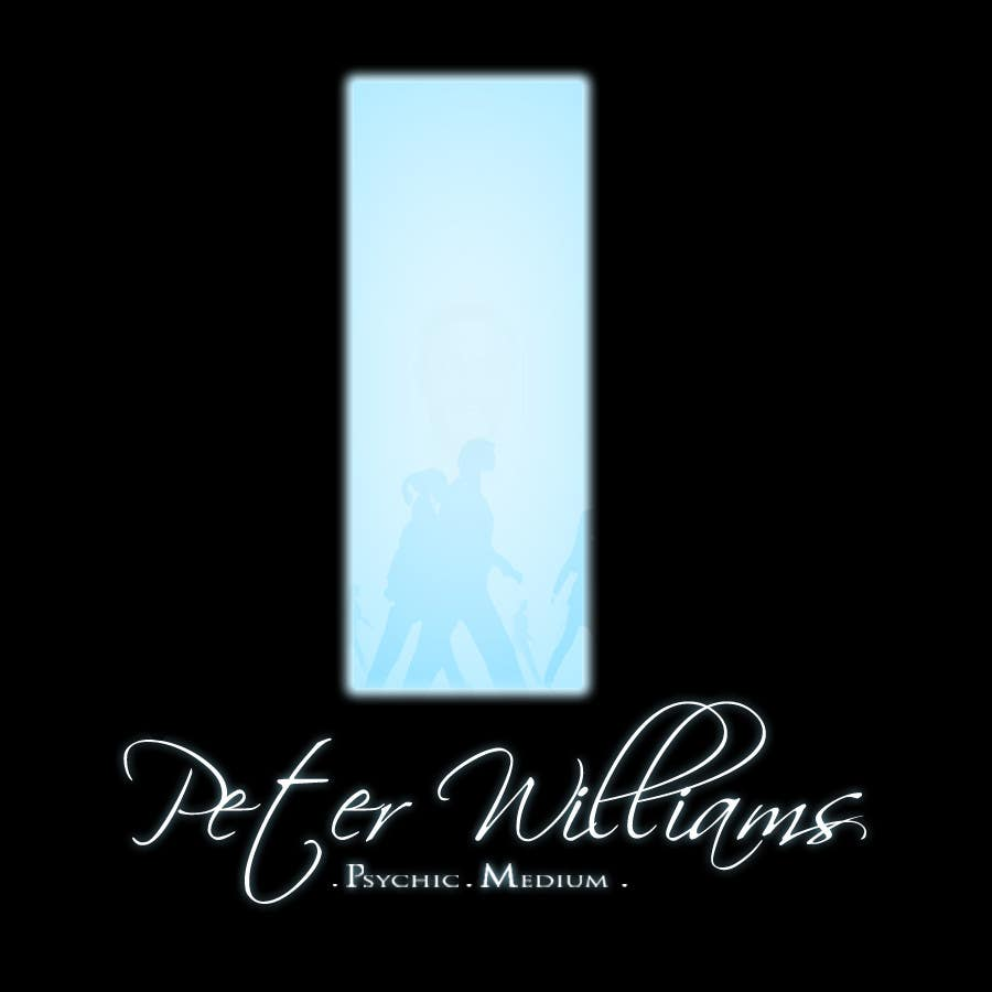Penyertaan Peraduan #227 untuk Logo Design for Peter Williams Psychic-Medium