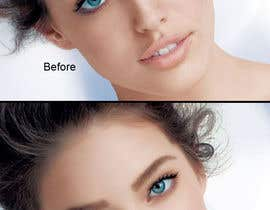 #77 untuk Photoshop Retouching Beauty Model oleh DilipParmar1234