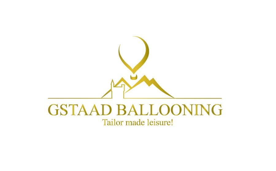 Penyertaan Peraduan #457 untuk Logo Design for Hot Air Balloon Company