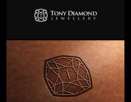 #56 para Logo Design for Tony Diamond Jewellery por marcopollolx