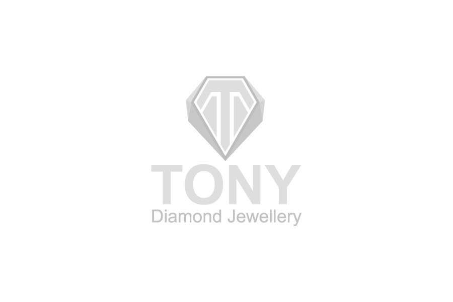 Kilpailutyö #174 kilpailussa Logo Design for Tony Diamond Jewellery