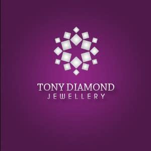 Kilpailutyö #33 kilpailussa Logo Design for Tony Diamond Jewellery