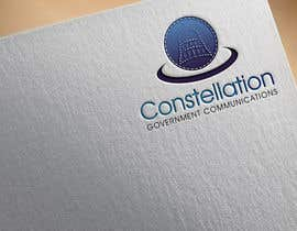 #121 for Design a Logo for Constellation Government Communications by piyas447