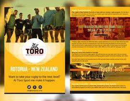 nº 31 pour Rugby Flyer par rizviahm6