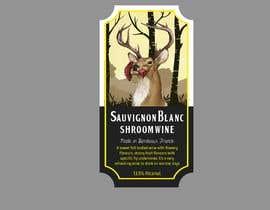 #77 para Wine Logo Design --- Finland reindeer por longthanh97