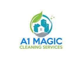 khaledelshrif tarafından Design a Logo for Cleaning Company için no 82