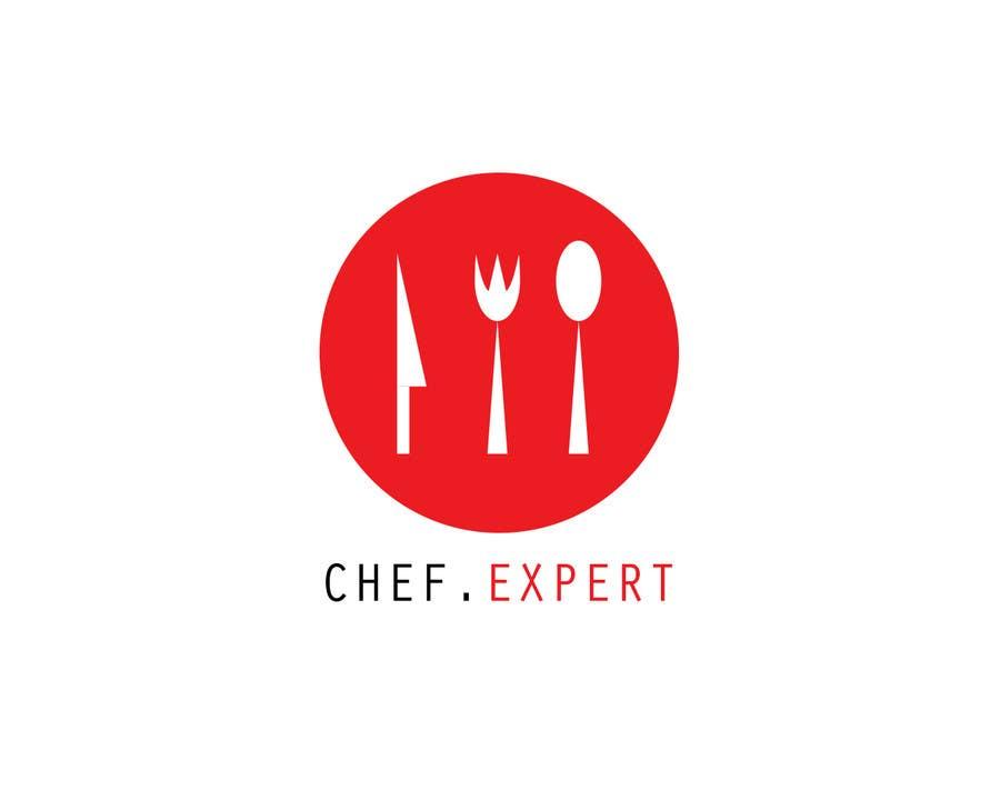 Inscrição nº                                         147                                      do Concurso para                                         Logo for site chef.expert