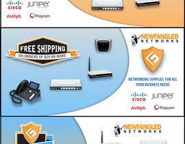 #19 for Banner Ad Design for Newfangled Networks by rakownz