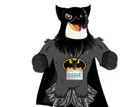 #4 for Give this mascot a Batman costume! af HiruE