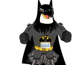#5 for Give this mascot a Batman costume! af HiruE
