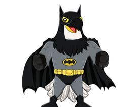 #21 for Give this mascot a Batman costume! af shinoobthoppil87