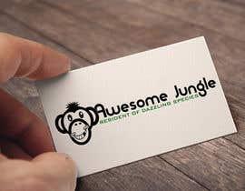 #30 cho Design a Logo for my Website Awesome Jungle . Com bởi davay