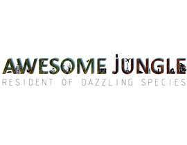 #29 cho Design a Logo for my Website Awesome Jungle . Com bởi panota