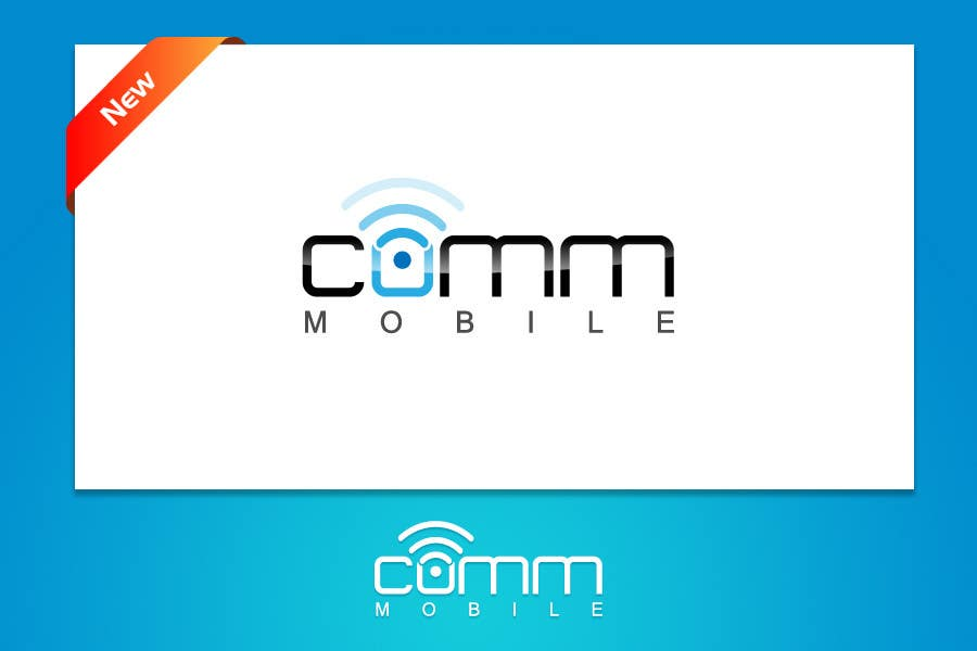 Конкурсная заявка №147 для Logo Design for COMM MOBILE