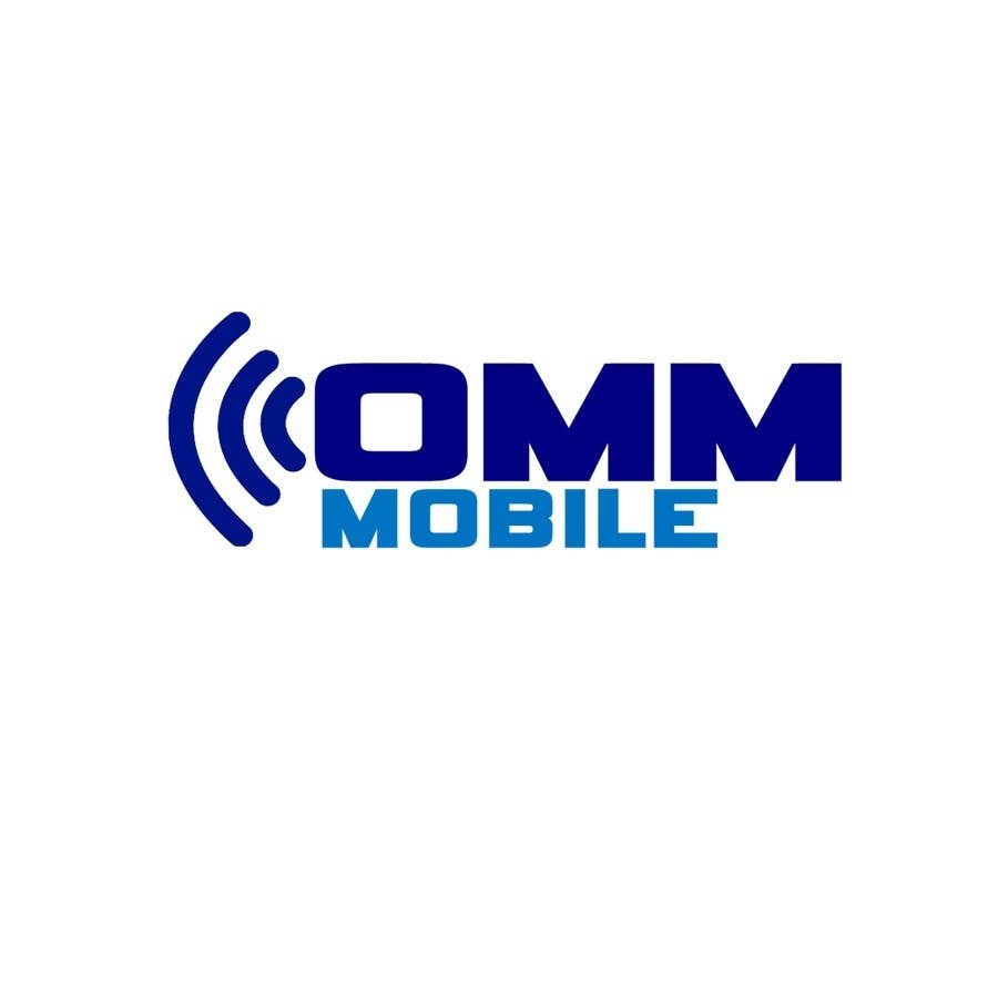 #133 for Logo Design for COMM MOBILE by Frontiere