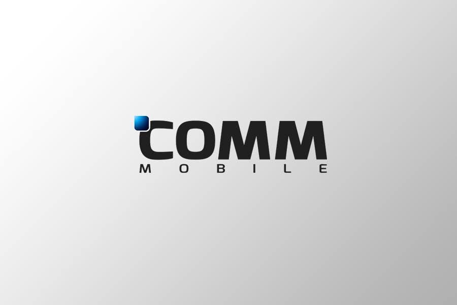 Bài tham dự cuộc thi #214 cho Logo Design for COMM MOBILE