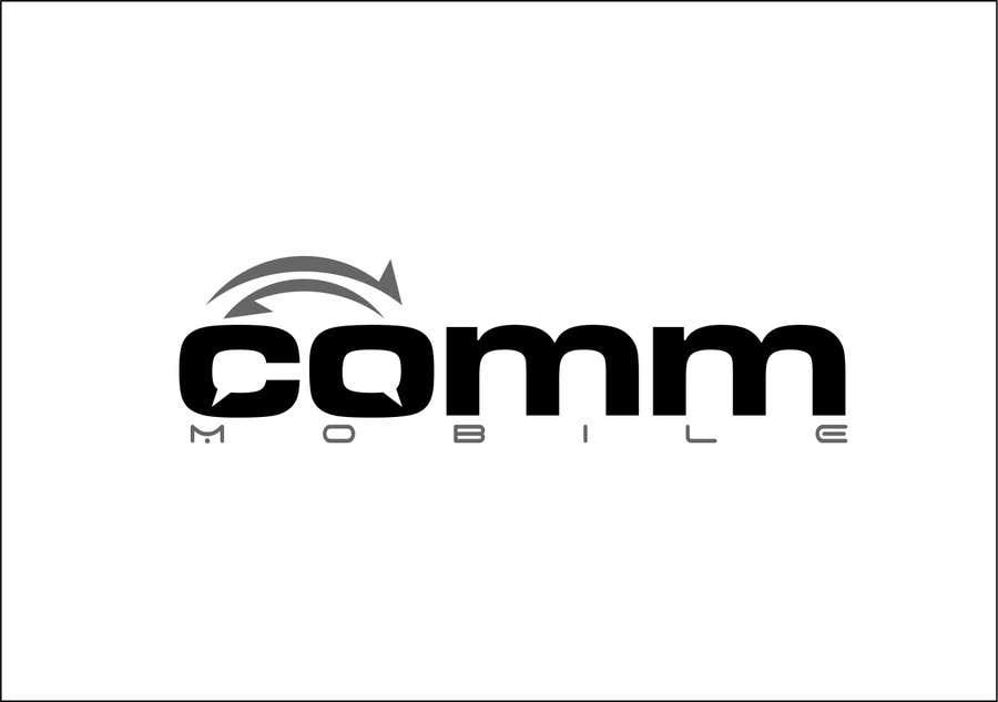 Bài tham dự cuộc thi #327 cho Logo Design for COMM MOBILE