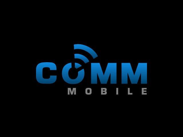 Bài tham dự cuộc thi #246 cho Logo Design for COMM MOBILE