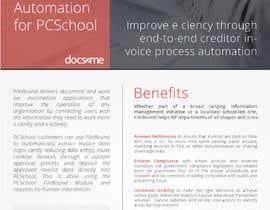 nº 31 pour Redesign & Rebrand Brochures par carlosced