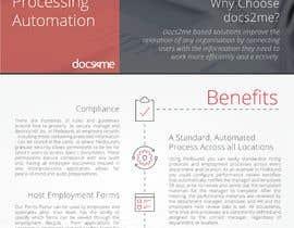 nº 32 pour Redesign & Rebrand Brochures par carlosced