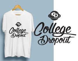 #83 College Dropout | Logo Design részére kostasnin által