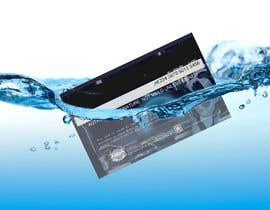 #1 cho Design a 3D mockup of a credit card shape flash drive bởi AbidAliSayyed