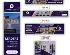 #32 for Design ad banner set for google af zubair141