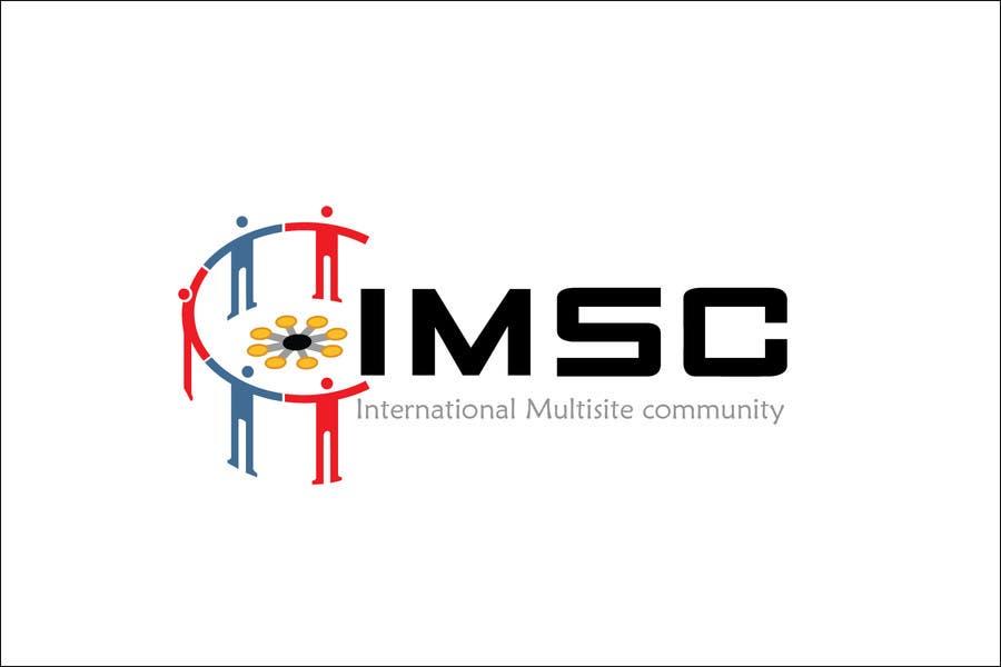 Penyertaan Peraduan #456 untuk Logo Design for IMSC