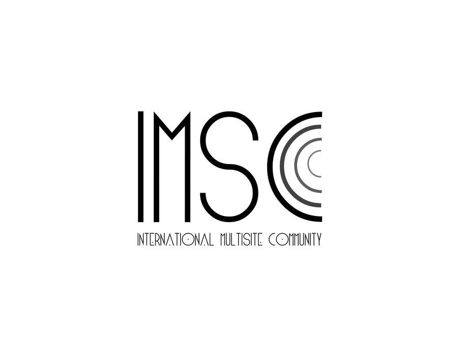Penyertaan Peraduan #603 untuk Logo Design for IMSC
