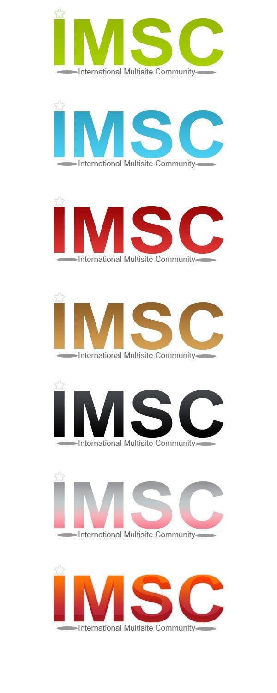 Penyertaan Peraduan #454 untuk Logo Design for IMSC