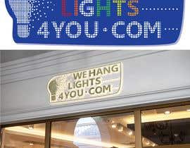 #53 cho Christmas light installation company Logo Design Contest bởi MohammedAtia